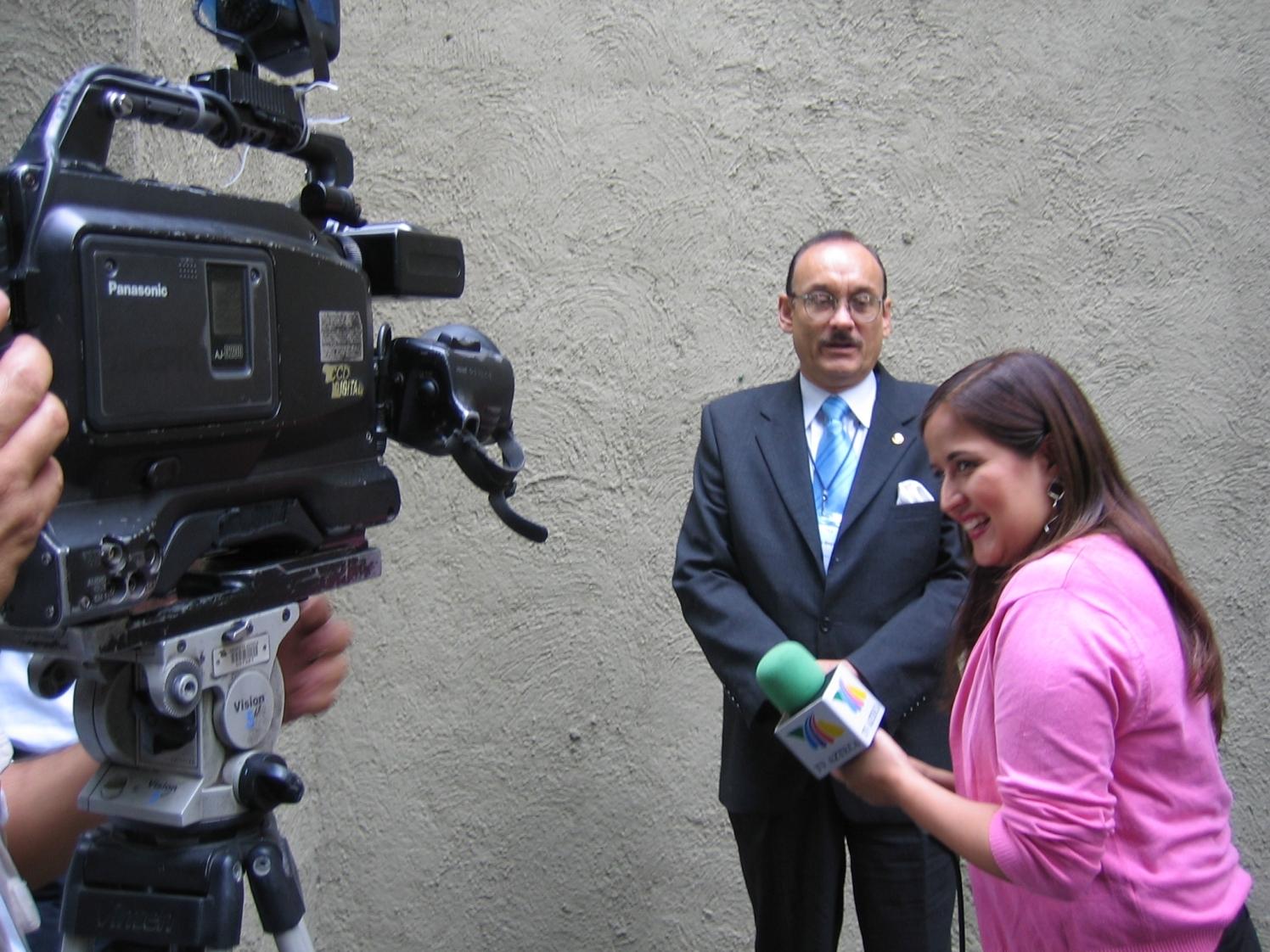 Entrevista Cristobal Ruiz