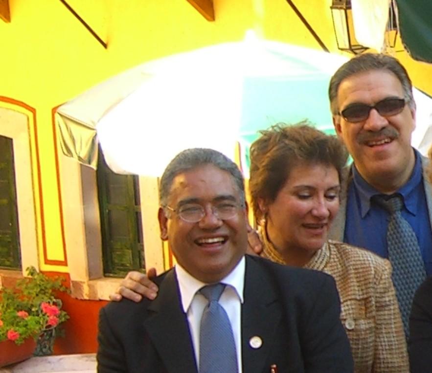 Fernando Robledo, Xochitl y Mario Clausura SBS 2005 013
