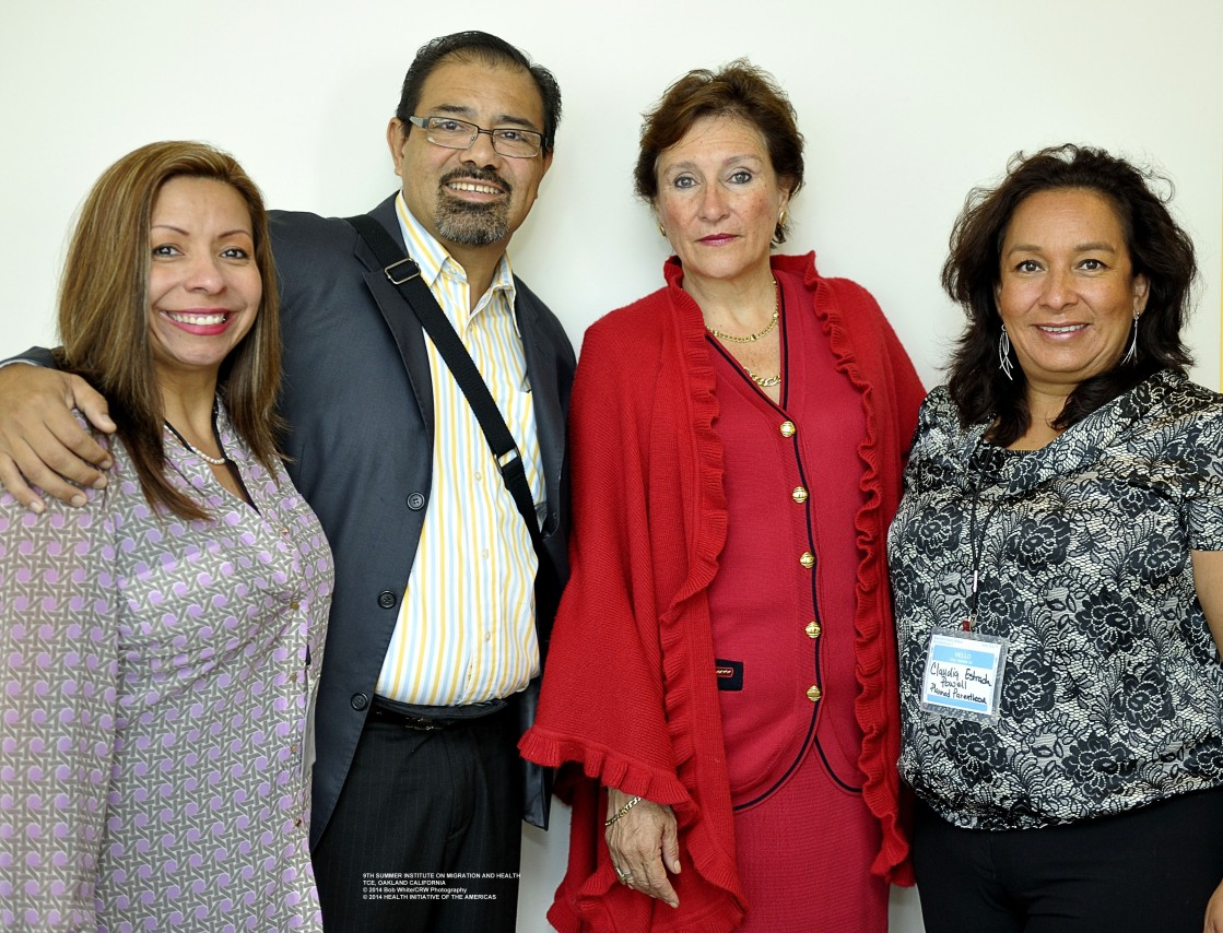 Conference, Health, Latino y Latina issues; Migration