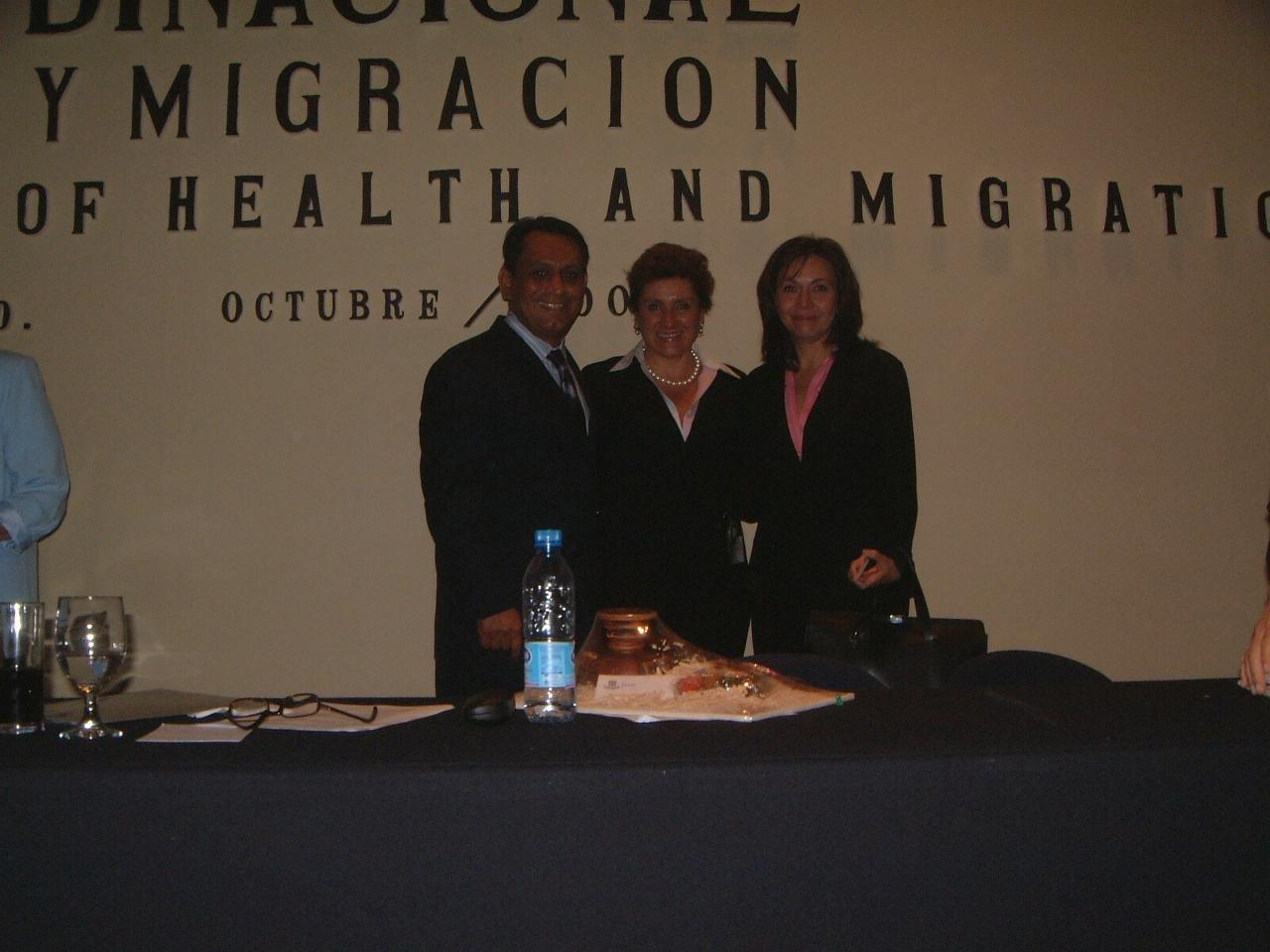 Maria Eugenia Austria, Gil Cedillo y XC en Leon