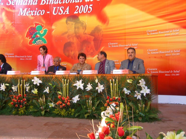 presidium Clausura SBS 2005 004