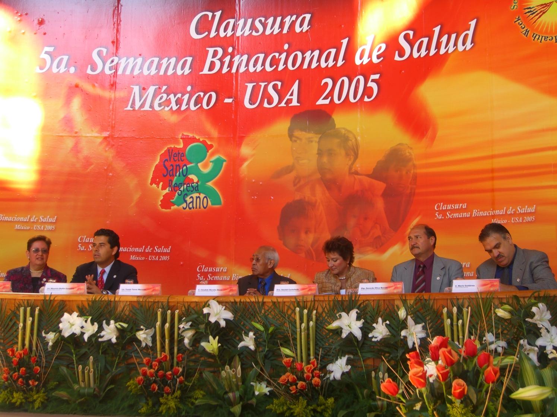 presidium Clausura SBS 2005 005