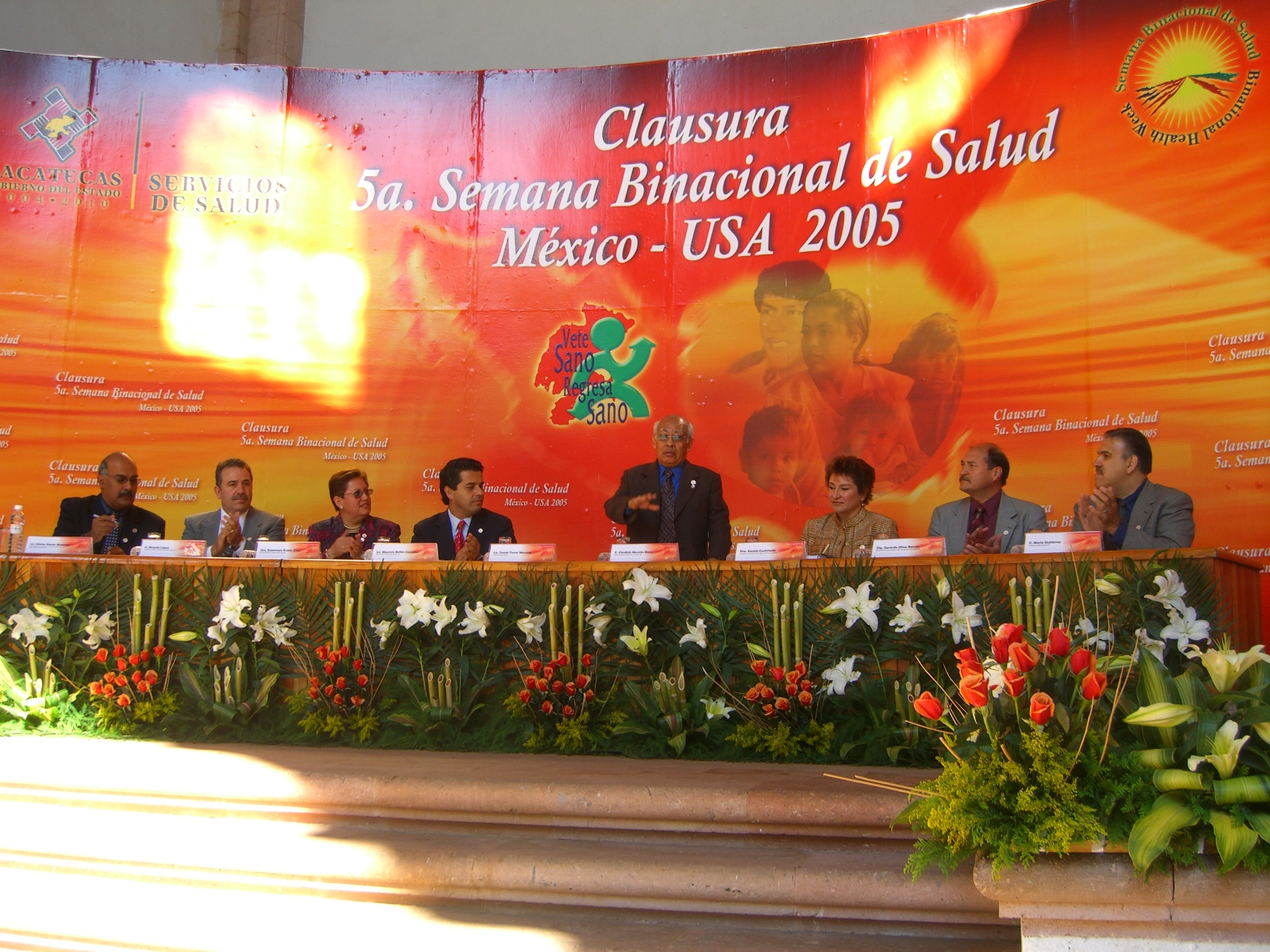 presidium Clausura SBS 2005 006