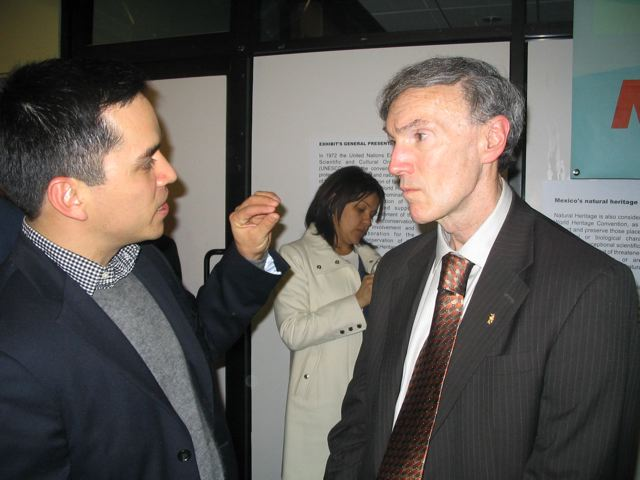 1a.Dean Shortell with Jesusu Verduzco (Red Cross)