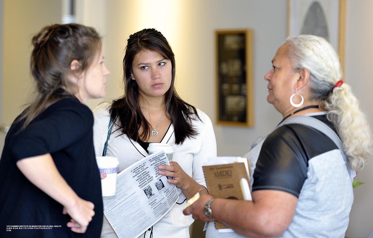 TCE hosts HIA Summer Institute