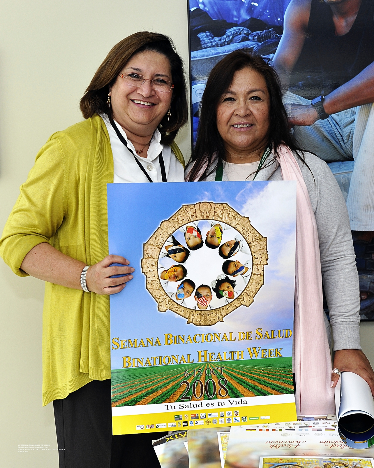 15th ANNUAL hEALTH WEEK CELEBRATION, SAN FRANCISCO AND OAKLAND CA.