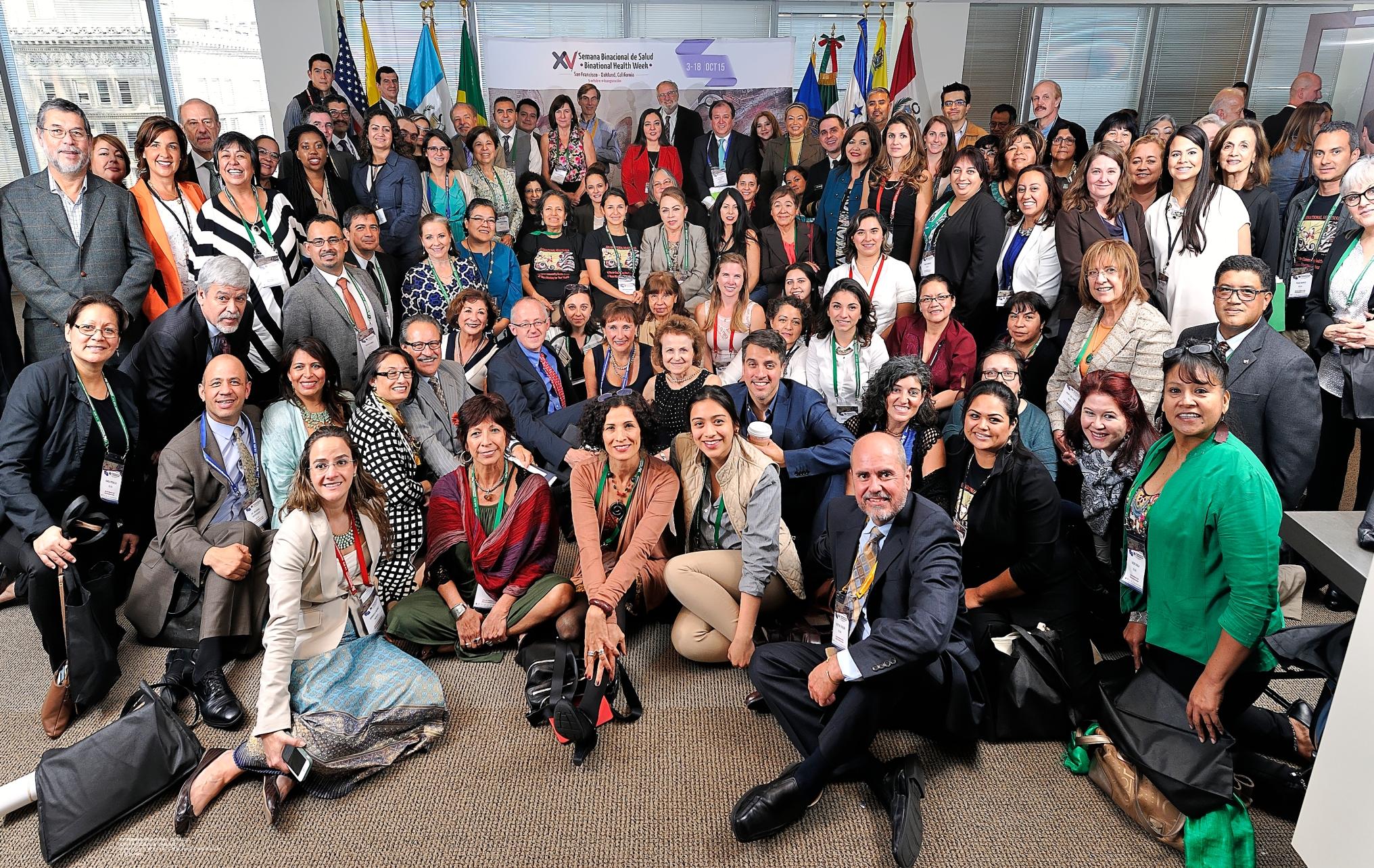 15th ANNUAL hEALTH WEEK CELEBRATION, SAN FRANCISCO AND OAKLAND CA.