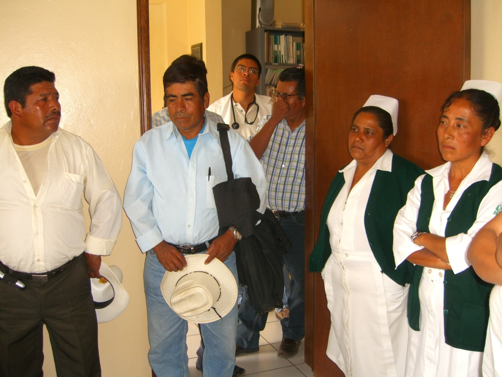 autoridad municipal Oaxaca 2006 085