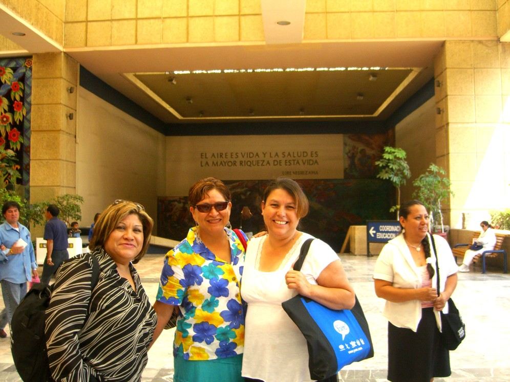 Lupita N, Marisela R., Maria R y Ramona 2006 026