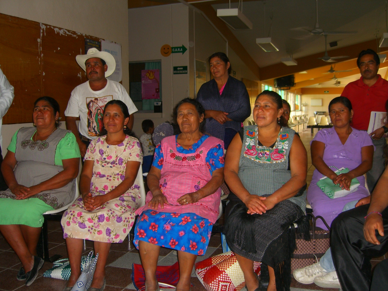 promotoras hospital Oaxaca 2006 075