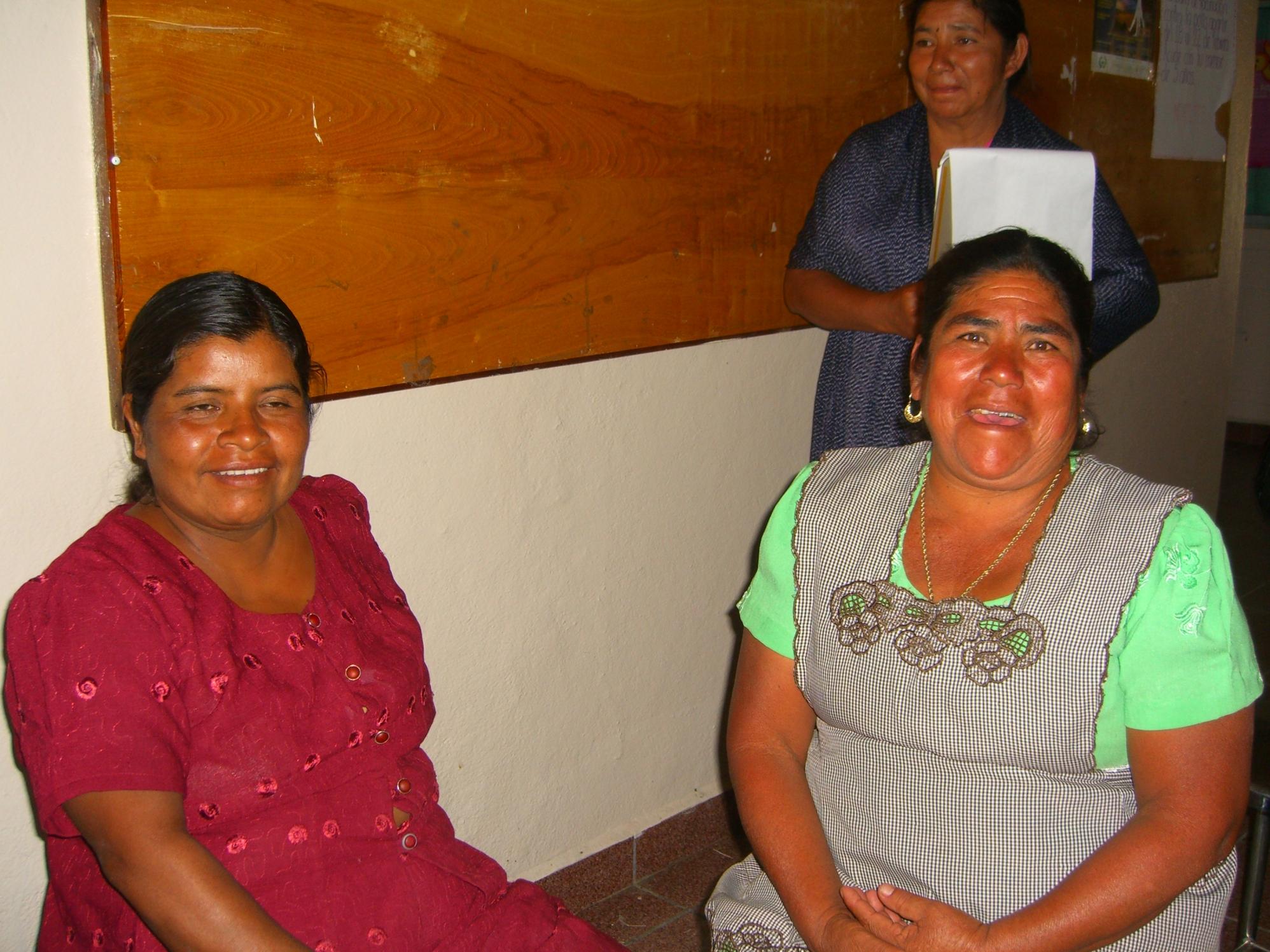 promotoras Oaxaca 2006 077