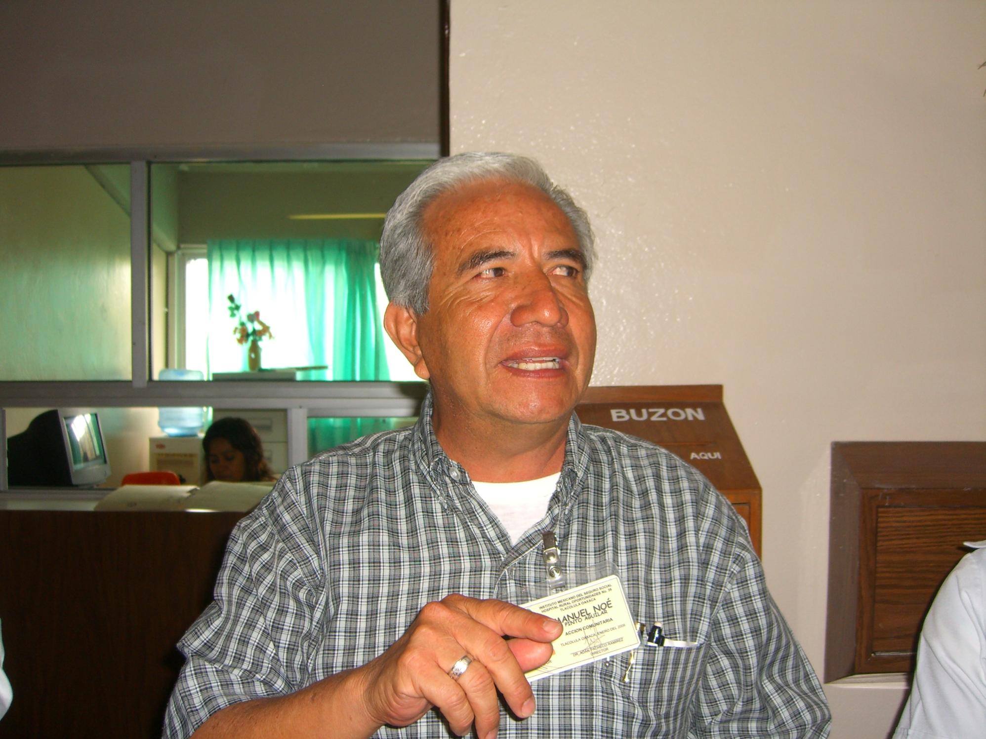 Sr.Manuel Pinto Oaxaca 2006 065
