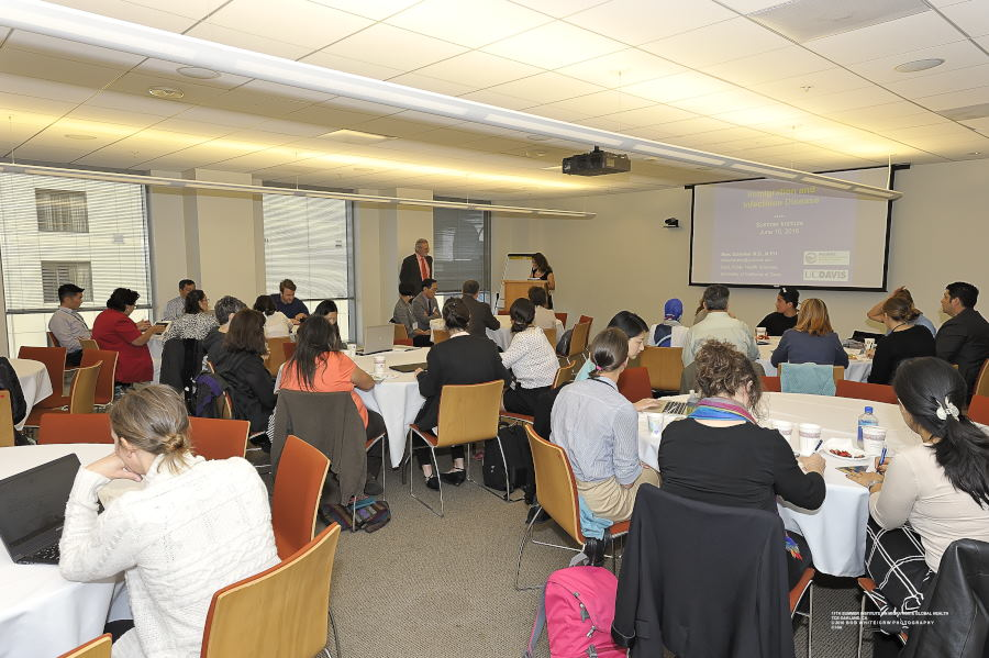 HIA SUMMER INSTITUTE ON MIGRATION AND HEALTH